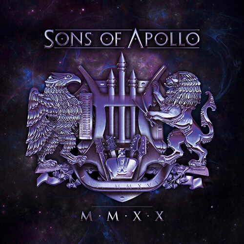 Sons Of Apollo - 2집 MMXX [2CD LIMITED EDITION]