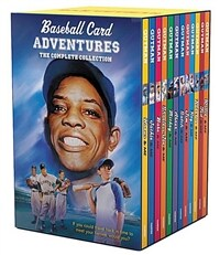 Baseball Card Adventures 12-Book Box Set: All 12 Paperbacks in the Bestselling Baseball Card Adventures Series! (Paperback)