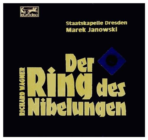 [수입] 바그너 : 니벨룽겐의 반지 (탄생 200주년 기념 야노프스키 Original-Artwork 한정 에디션) [14CD]