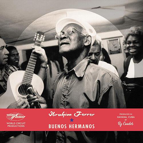 [수입] Ibrahim Ferrer - Buenos Hermanos [Special Edition]