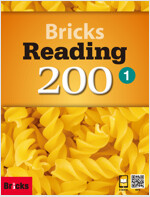 Bricks Reading 200 (1) (StudentBook + Workbook + E.CODE, 2nd Edition)