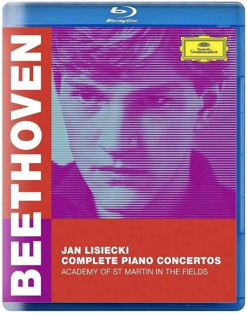 [수입] [블루레이] 베토벤 : 피아노 협주곡 전곡
