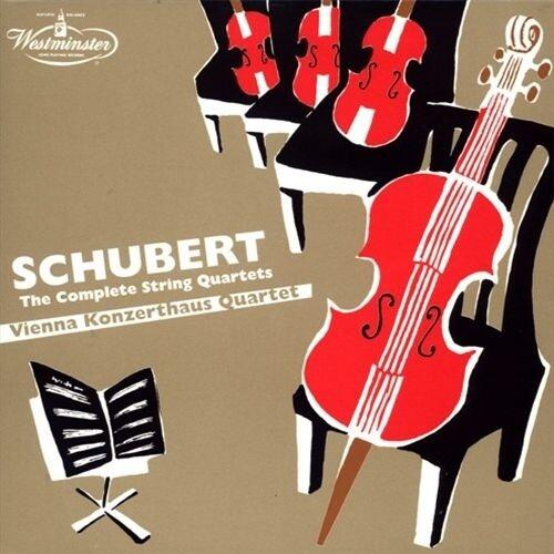 [수입] 슈베르트 : 현악사중주 전곡 (6UHQCD)