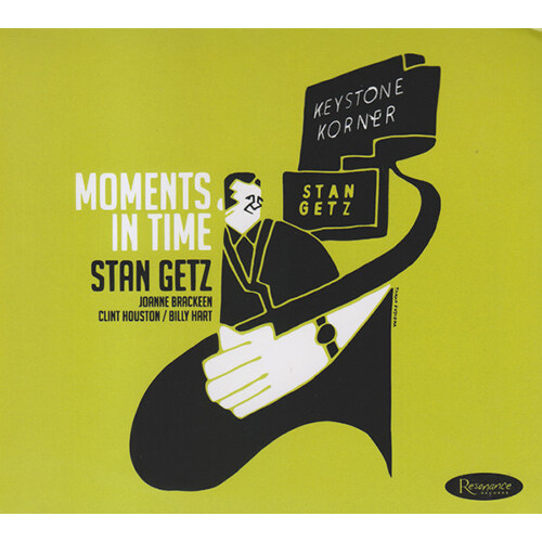 [수입] Stan Getz - Moments in Time