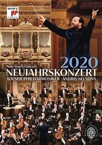 [수입] [블루레이] 2020 빈 신년음악회