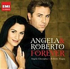안젤라 게오르규 & 로베르토 알라냐 - 포에버 오페라 이중창집