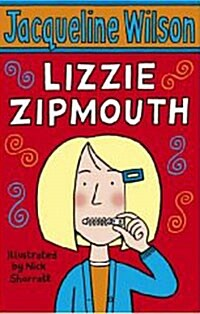 Lizzie Zipmouth (Paperback)