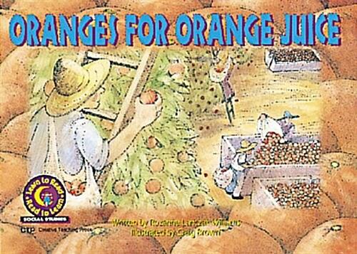 [중고] Oranges For Orange Juice (Paperback)