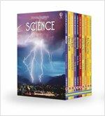 Usborne Beginners: Science Box Set (Hardcover)