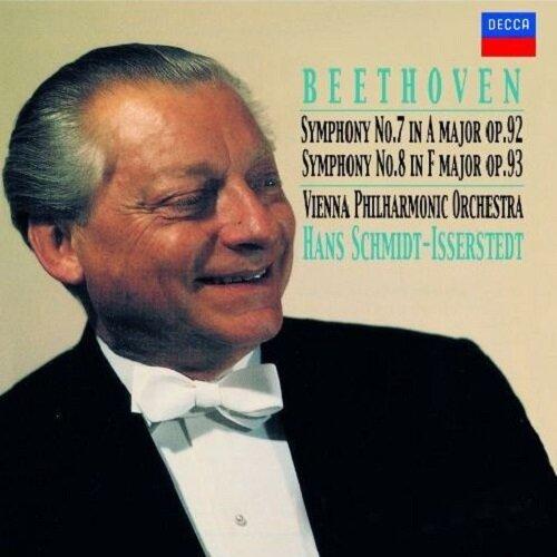 [수입] 베토벤 : 교향곡 7, 8번 [SHM-CD]