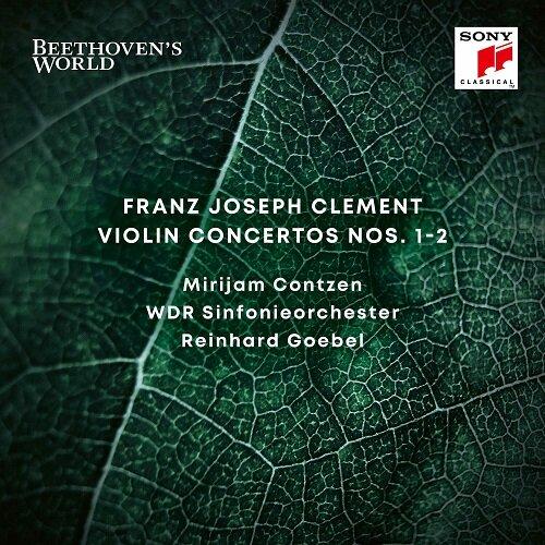[수입] 클레멘트 : 바이올린 협주곡 1, 2번