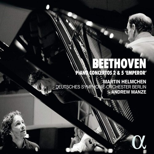 [수입] 베토벤 : 피아노 협주곡 2번 & 5번 황제 [디지팩]