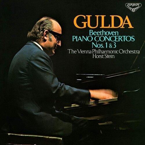 [수입] 베토벤 : 피아노 협주곡 1, 3번 [SHM-CD]