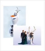 디즈니 겨울왕국 2 프레임 포스터 세트 2