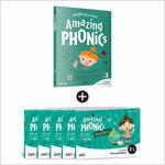 [세트] Amazing Phonics 3 풀세트 (본 책 + 리더스 세트) - 전6권