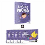 [세트] Amazing Phonics 4 풀세트 (본 책 + 리더스 세트) - 전6권
