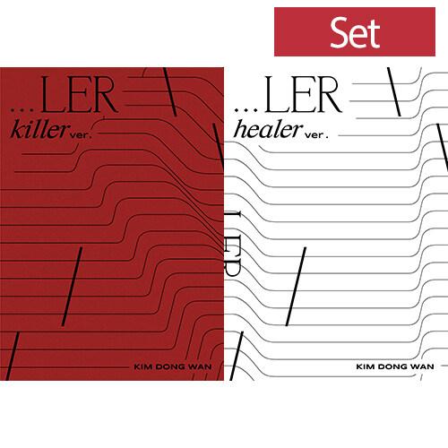 [세트] 김동완 - 미니앨범 …LER [Killer + Healer Ver.]