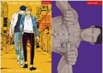젤러시 3 + 그남자, 타츠유키 모츠나베와 리젠트 합본 세트 (6단 일러스트 화보첩 포함)