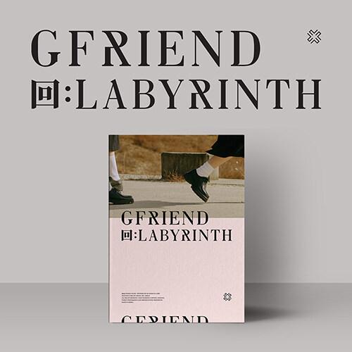[중고] 여자친구 - 回:LABYRINTH [Crossroads Ver.]