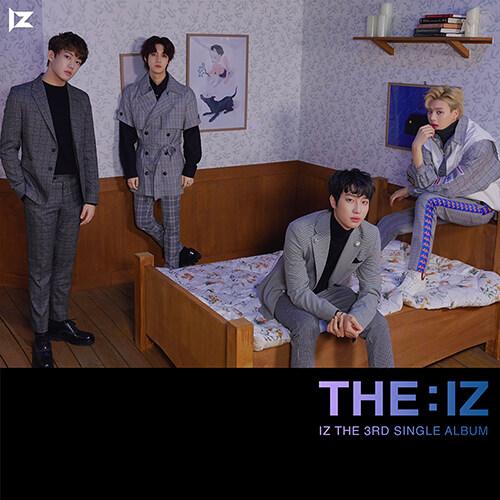 아이즈 - 싱글 3집 THE:IZ
