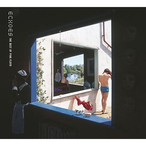 [수입] Pink Floyd - Echoes : The Best of Pink Floyd [2CD][Digipack]