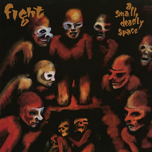 [수입] Fight - A Small Deadly Space [Limited Red & Black Marble LP Edition]