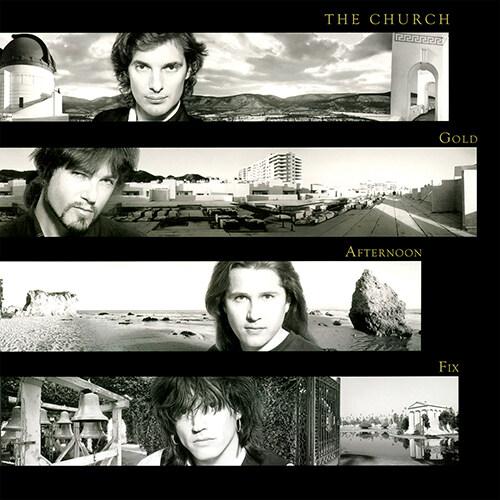 [수입] The Church - Gold Afternoon Fix [Limited Gold LP Edition][Single LP jacket]