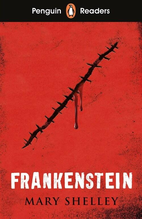 Penguin Readers Level 5: Frankenstein (ELT Graded Reader) (Paperback)