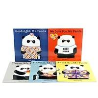 Mr Panda 그림책 원서 5종 세트 (Paperback 5권)
