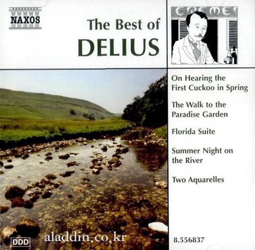 [수입] The Best Of Delius