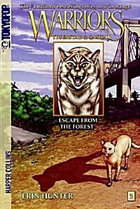 [중고] Escape from the Forest (Paperback)