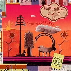 [수입] Paul McCartney - Egypt Station: Explorer's Edition [2CD][Digipack]