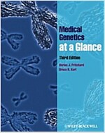 Medical Genetics at a Glance (Paperback, 3, Revised)