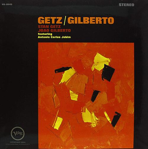 [수입] Stan Getz & Joao Gilberto - Getz and Gilberto [200g 2LP, 45RPM]