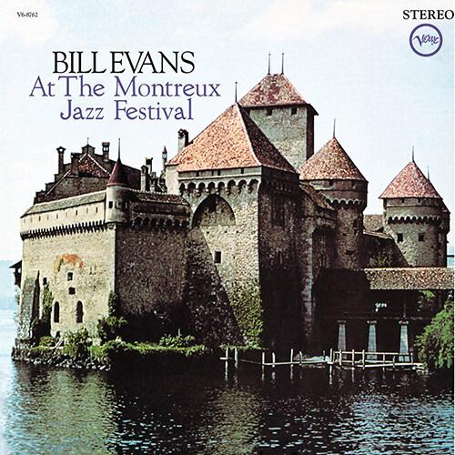 [수입] Bill Evans - Bill Evans at the Montreux Jazz Festival [200g LP]