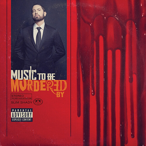 Eminem - 정규 11집 Music To Be Murdered By