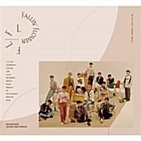 [수입] 세븐틴 (Seventeen) - 舞い落ちる花びら (Fallin Flower) (CD+36P Photobook) (초회한정반 A)