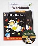 I Like Books (Book+Workbook+CD)