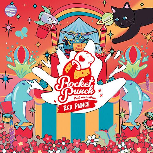로켓펀치 - 미니 2집 RED PUNCH