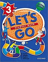 Lets Go: 3: Student Book (Paperback, 2 Revised edition)