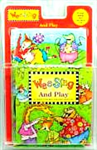 Wee Sing and Play [With CD (Audio)] (Paperback)