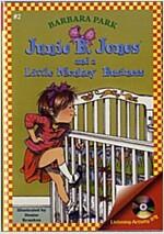 Junie B. Jones #2 : and a Little Monkey business (Paperback + CD)
