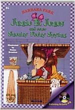 Junie B. Jones #4 : and some Sneaky Peeky Spying (Paperback + CD)