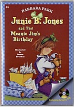 Junie B. Jones #6 : and that Meanie Jim´s Birthday (Paperback + CD)
