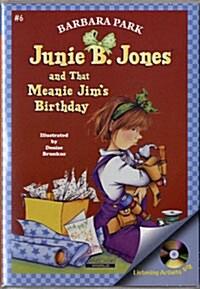 [중고] Junie B. Jones and that Meanie Jim´s Birthday (Paperback + CD)