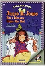 Junie B. Jones Has a Monster Under Her Bed (Paperback + CD)
