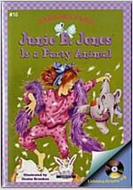 Junie B. Jones #10 : Is a Party Animal (Paperback + CD)
