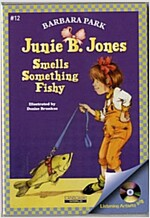 Junie B. Jones #12 : Smells Something Fish ((Paperback + CD)