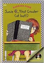 Junie B. Jones #18 : First Grader : At Last (Paperback + CD)