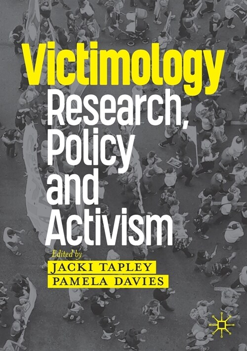 Victimology: Research, Policy and Activism (Paperback, 2020)